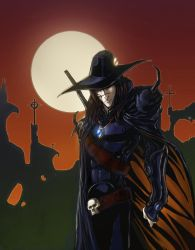 Vampire Hunter D - v2 - COLLAB by paradanmellow