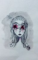 Gore Challenge Day 5: Covered Eyes/ Mouth/ Mask by Loza-LaSphinx
