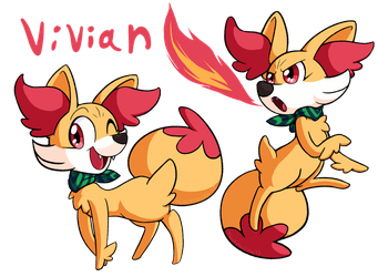 PSMD - Vivian Bio by TerraTerraCotta