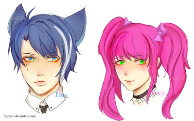 Headshot Requests by Suixere