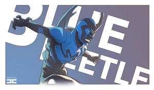 Blue Beetle by Pryce14