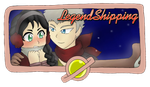 +Legendshipping Stamp+ by AquaWolfIsis