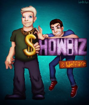 Showbiz and Welfare by Phillippeaux