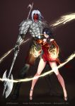 Stone and Cinder Fall by ADSouto