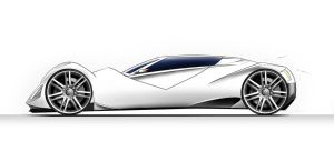 Concept Car Sketch Book Pro by marksmedia