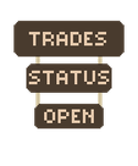 Trades Open Signs by Meadows-Resources