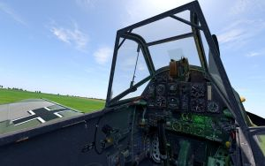 109E4/N Cockpit by TarJakArt