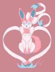 Sylveon love by The-Manticore