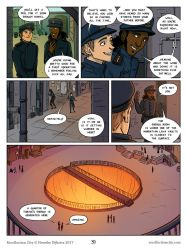 Recollection City page 39 - Energy Room by HenrikeDijkstra