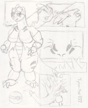 Tyranitar TF Pg 4 by stevenater