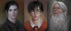 Harry Potter by ScarlettLeigh