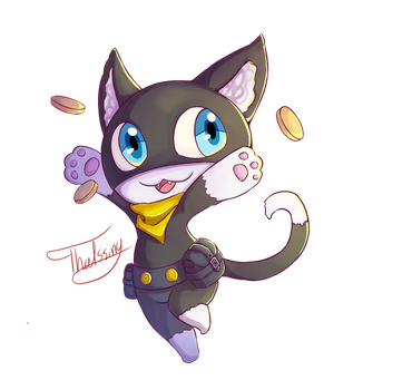 Morgana by ThaIssing