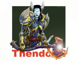 Thendoral - World of Warcraft by WBreaux