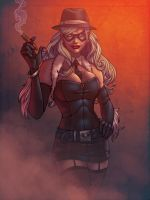 Mobster BlackCat by windriderx by artmunki