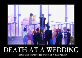 Death at a Wedding by Gamermaster42