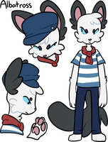 albatross ref by jigsocks