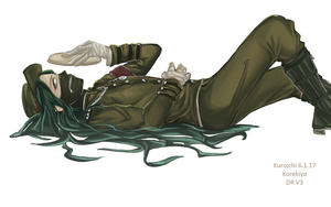 Korekiyo Shinguji by artistkeon