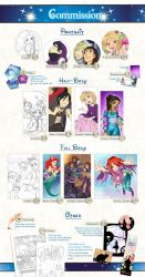 Commissions [CLOSED] Disney-fy yourself! by YummingDoe4