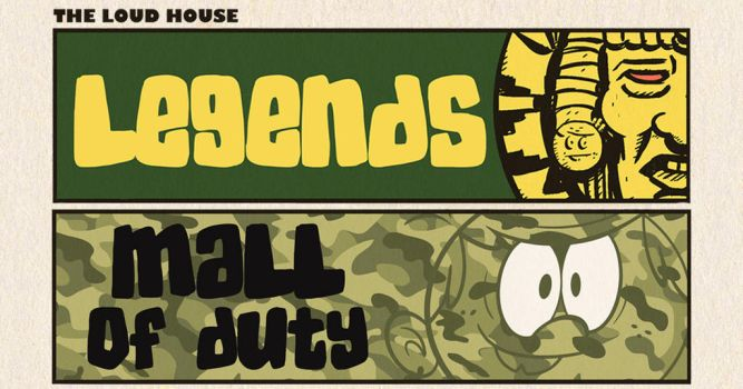 New loud house this sat 8:30 by naruto46r