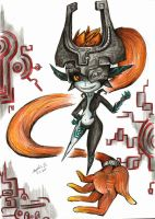 Midna by iheartsonic