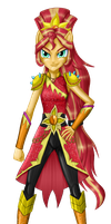 Sunset Shimmer by Nixoclash