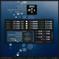 WinAmp CD Art 1.0.2 by FaradeyUA