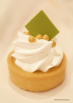 Mini Lemon Tart by theresahelmer
