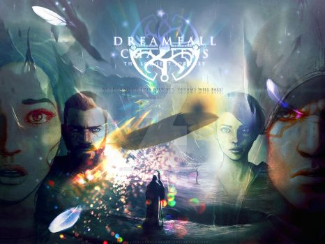 WALLPAPER - Dreamfall:Chapters by GothicBrokenBabe