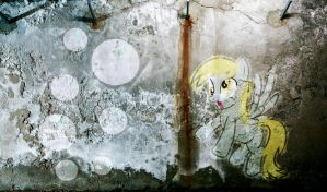 SP Derpy Hooves Wallpaper by InternationalTCK