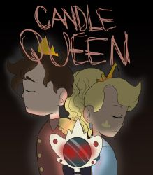 Candle Queen Cover by maplesyrup537