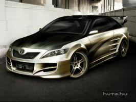 Toyota Camry by brianspilner