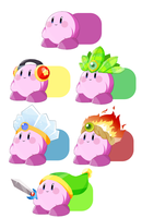 kirbs by Kuzuryujin