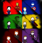 Both Sides of the Avengers
