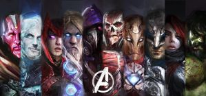 The Avengers teaser.... you knew it was coming XD by theDURRRRIAN