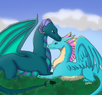 Friends by Captain-Zeko