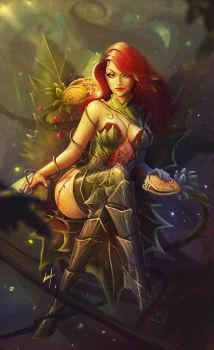Poison Ivy by Anmat