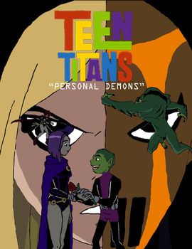 Personal Demons Poster by physicsgoddess