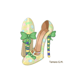Candy Shoes by tamygm21