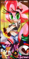 Casual Girl, Casual Game. by sonamy94fan