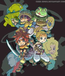 Chrono Trigger by BettyKwong