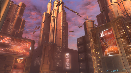 SW:TOR - A day on Coruscant 001 by Xoza