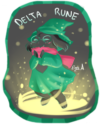 Ralsei by venancia