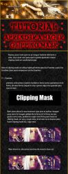 Tutorial, clipping mask by Black-Morda
