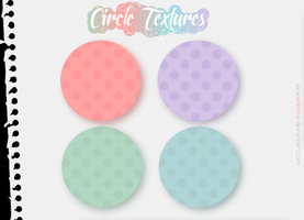 +Circle Textures | Pack #OO1 by AsianEditions
