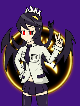 Filia Medici and Samson by RichardtheDarkBoy29