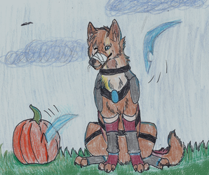 LAF - Trick or Treat 3 by Evelyn-Cross