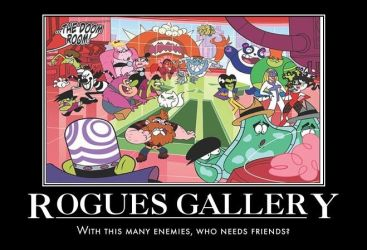 Rogues Gallery by UltraJohn567