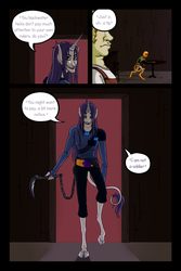 Catihorn Original Pages - Ch. 1 Pg. 21 by Epiale