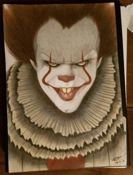 Pennywise The Clown! :3 by ShannonxNaruto