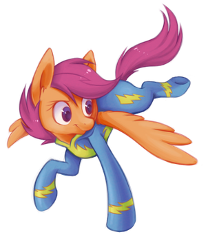 Scootabolt by ILightningStarI